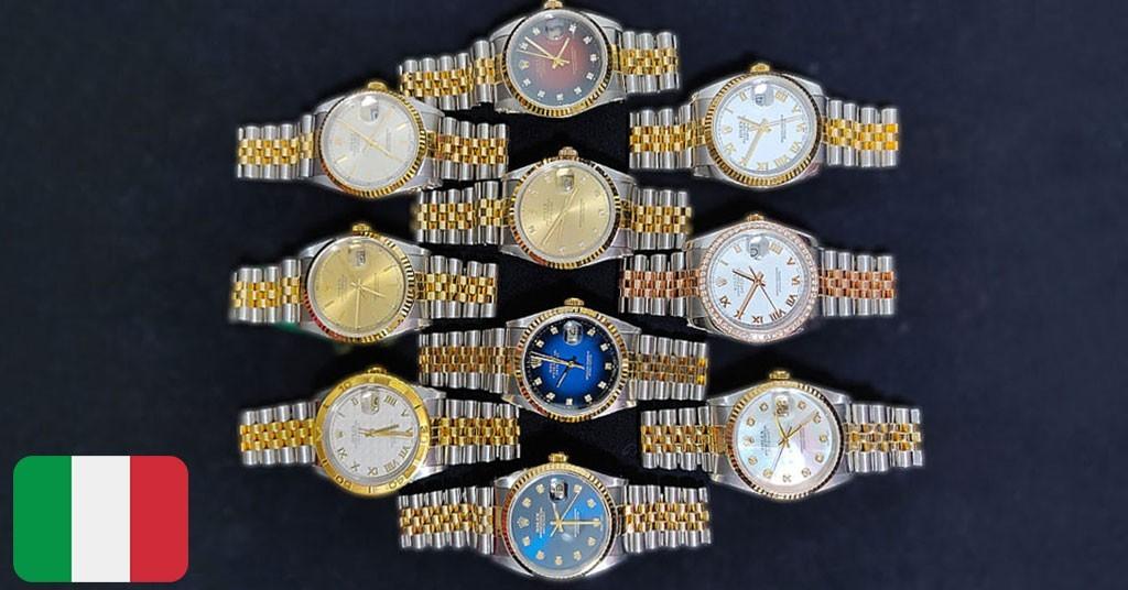 Acquistare un orologio usato a Malta