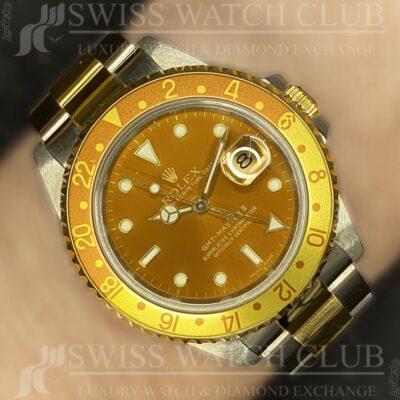 ROLEX GMT-MASTER 16713