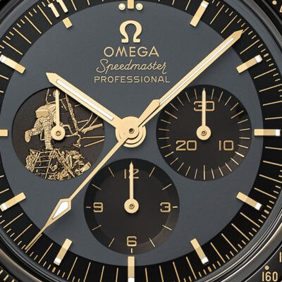 New OMEGA Master Co-Axial Calibre 3861