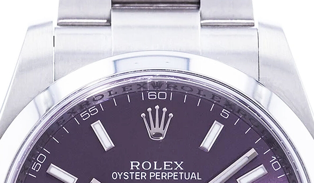 OYSTER PERPETUAL COLLECTION