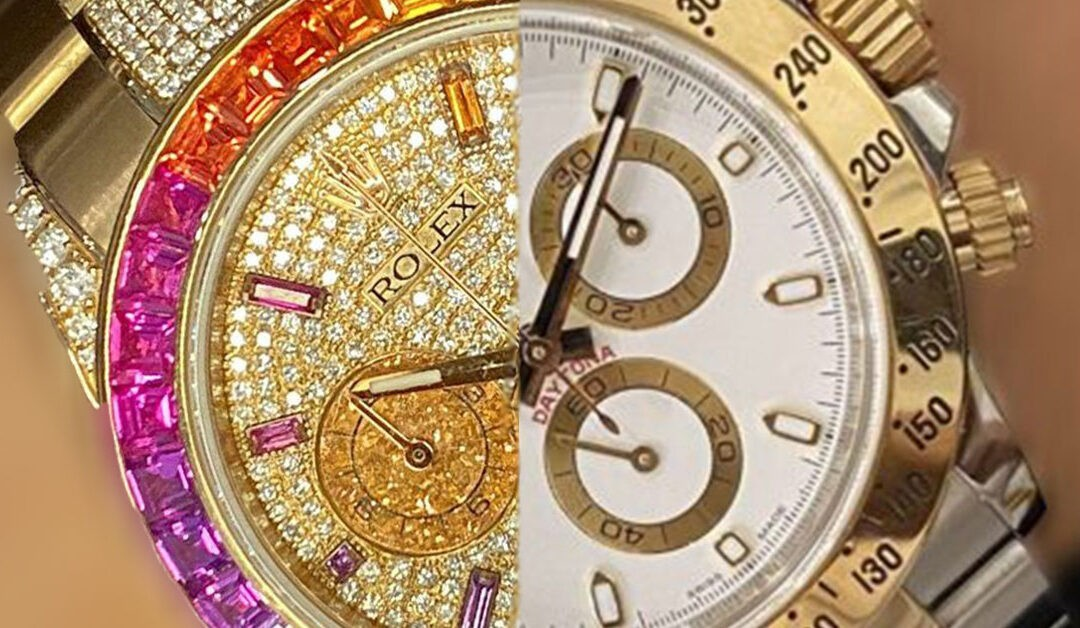 Best-selling second-hand Rolex watches