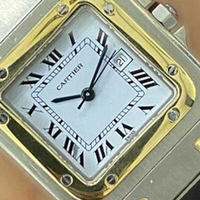 Cartier watches Malta: unmistakable style
